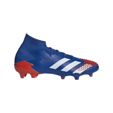 adidas Predator Mutator 20.1 Firm Ground Boots - Blue/White/Red