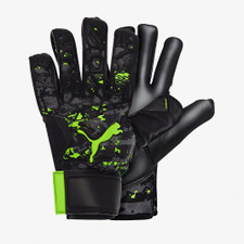 Puma FUTURE Grip 19.4 Goalkeeper Gloves - Black/Yellow