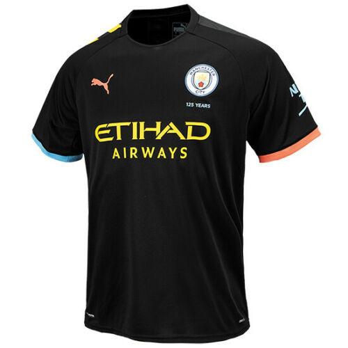 Puma 2019-2020 Manchester City Away Football Shirt