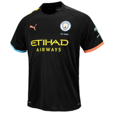 Puma 2019-2020 Manchester City Away Football Shirt