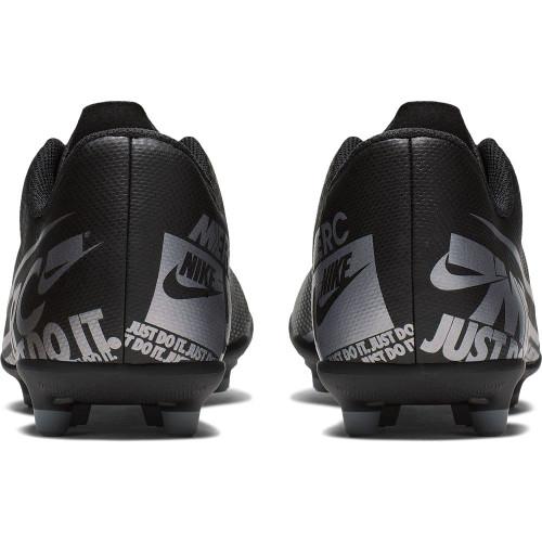 Nike Jr Mercurial Vapor 13 Club Firm Ground Boots - Black/Grey