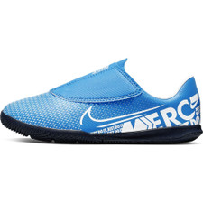 Nike Jr Mercurial Vapor 13 Club Indoor Boots - Blue/Whit