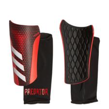 adidas Predator 20 League Shin Guards - Black/Red