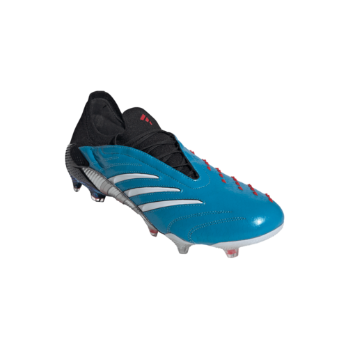 adidas Predator Archive Firm Ground Boots - Black/White/Red