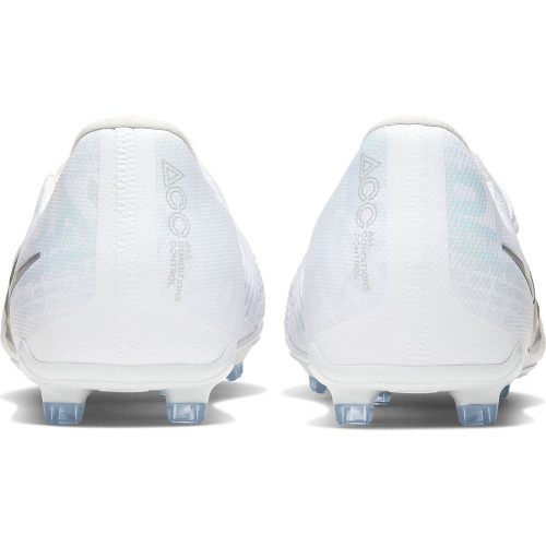 Nike Jr. Phantom Venom Elite Firm Ground Boots - White