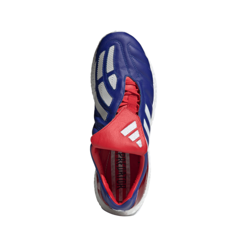 adidas Predator Mania Trainers - Blue/White/Red