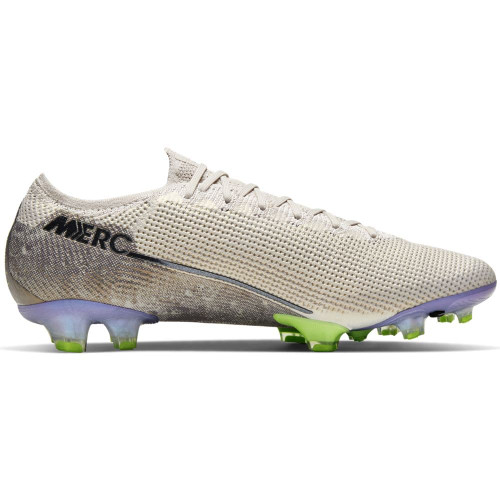 Nike Mercural Vapor 13 Elite Firm Ground Boots - Sand/Black/Purple