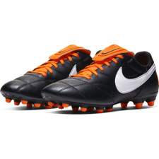Nike Premier II Firm Ground Boots - Black/White/Orange