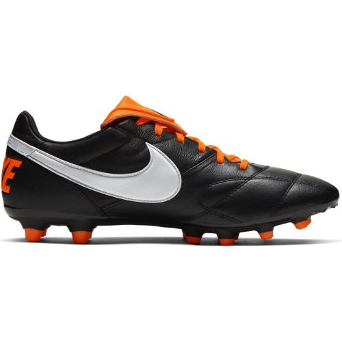 Nike Premier II Firm Ground Boots - Black/White/Orange