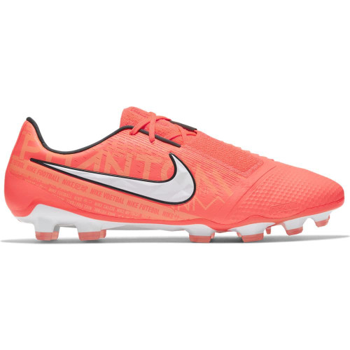 Nike Phantom Venom Elite Firm Ground Boots - Mango/White/Orange