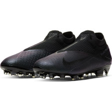 Nike Phantom VSN 2 Elite DF Firm Ground Boots - Black