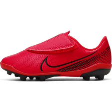 Nike Jr Vapor 13 Club Firm Ground Boots - Red/Black