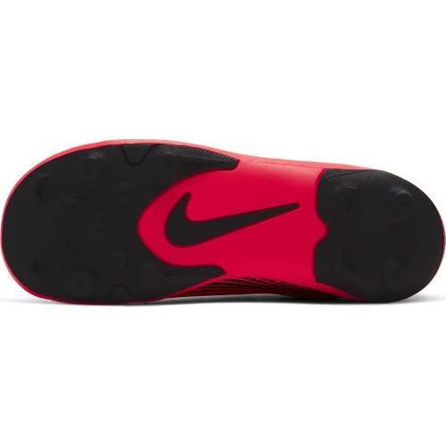 Nike Jr Vapor 13 Club Firm Ground Boots - Red/Black