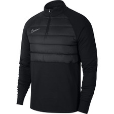 Nike Dri-FIT Academy Soccer Drill Top 1/4 Zip - Black