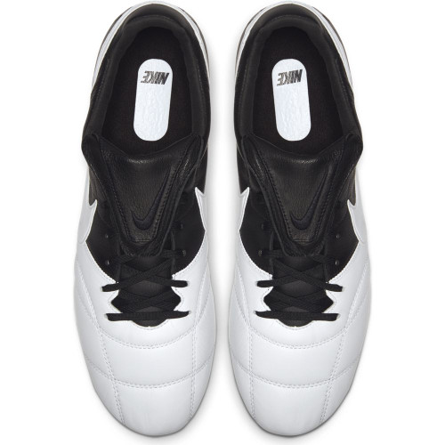 Nike Premier II Firm Ground Boots - White/Black