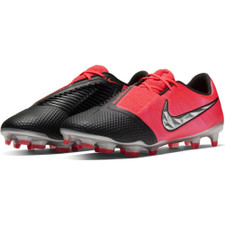 Nike Phantom Venom Elite Firm Ground Boots - Crimson/Silver/Black