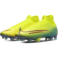 Nike Superfly 7 Elite MDS FG - Lemon/Black/Green