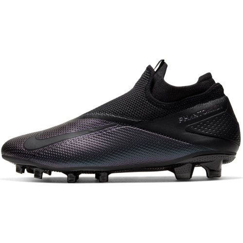 Nike Phantom VSN 2 Pro DF Firm Ground Boots - Black