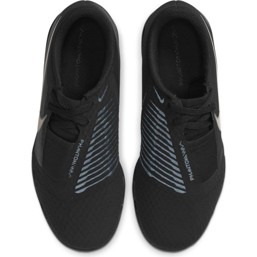 Nike Jr Phantom Venom Academy Indoor Boots - Black