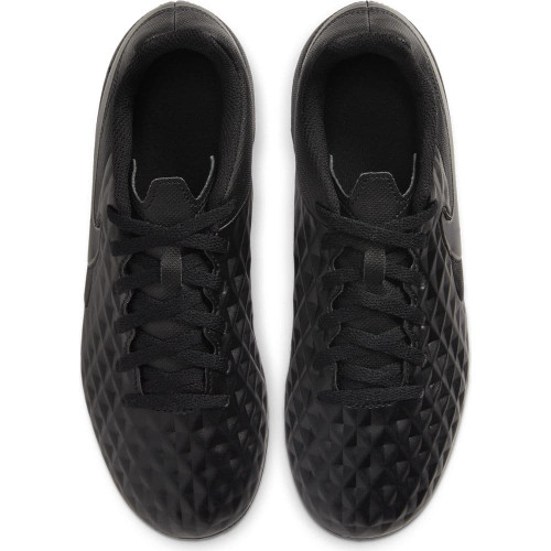 Nike Jr Tiempo Legend 8 Club Firm Ground Boots - Black