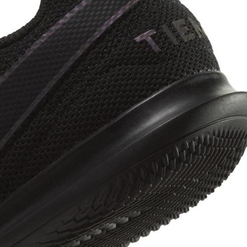Nike Jr Tiempo Legend 8 Club Indoor Boots - Black