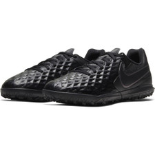 Nike Jr.Tiempo Legend 8 Club Artificial Turf Boots - Black