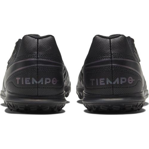 Nike Jr.Tiempo Legend 8 Club Artificial Turf Boots - Black
