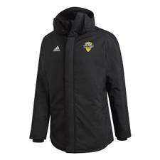 McAuliffe Park adidas Stadium 18 Parka Jacket - Black