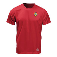 McAuliffe Park Admiral Performance Jersey - Red