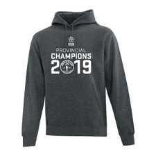 Ontario Cup Hoodie - Champion - Grey