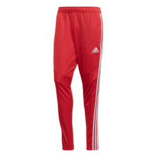 adidas Tiro 19 Training Pants - Red/White