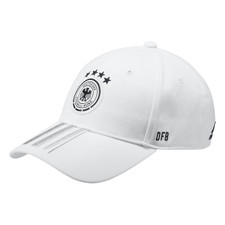 DFB Germany Cap - White/Black