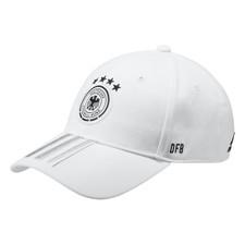 DFB Germany Cap - White/Black