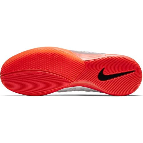 Nike Lunar Gato 2 Indoor Boots - Platinum/Black/Crimson