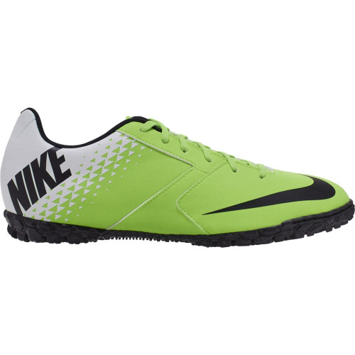 Nike BombaX Artificial Turf Football Boot - Electric Green/Black