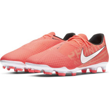 Nike Phantom Venom Academy Firm Ground Boots - Bright Mango/White