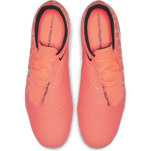 Nike Phantom Venom Academy Firm Ground Boots - Bright Mango/White