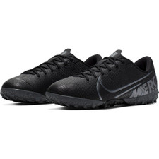 Nike Jr Mercurial Vapor 13 Academy Artificial Turf Boots - Black/Grey