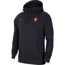 Nike Portugal Sweatshirt - Black/Red