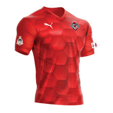 West Ottawa SC Puma Final Match Jersey - Puma Red/Chili Pepper