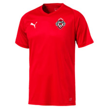 West Ottawa SC Puma Liga Core Jersey - Red