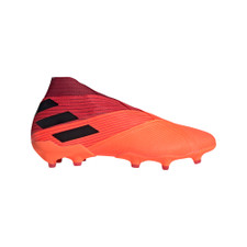 adidas Nemeziz 19+ Firm Ground Boots - signal coral/core black/glory red