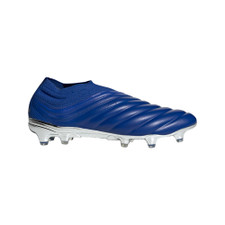 adidas Copa 20+ Firm Ground Boots - Royal Blue/Silver/Blue