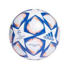 adidas FINALE 20 League Ball - White/Team Royal/Signal Coral