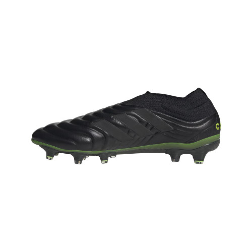 adidas Copa 20+ Firm Ground Boots - Black/Green