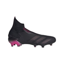 adidas Predator Mutator 20+ Firm Ground Boots - Black/Pink