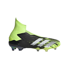 adidas Predator Mutator 20+ Firm Ground Boots - Grn/Wht/Blk