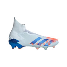 adidas Predator Mutator 20+ Firm Ground Boots - Blue/Coral
