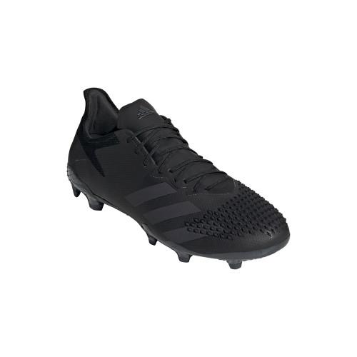 adidas Predator 20.2 Firm Ground Boots - Black