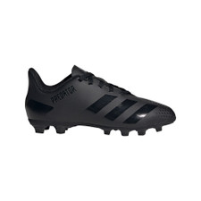 adidas Predator 20.4 Firm Ground Boots Jr - Black